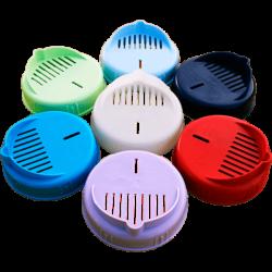 Крышка п/э (сливная, III-100 V) цветная