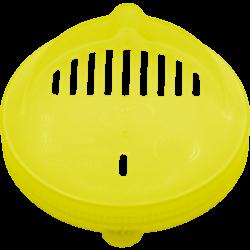 Крышка п/э (сливная, СКО) цветная