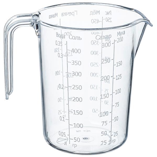 Мерный стакан 0.35 л.
